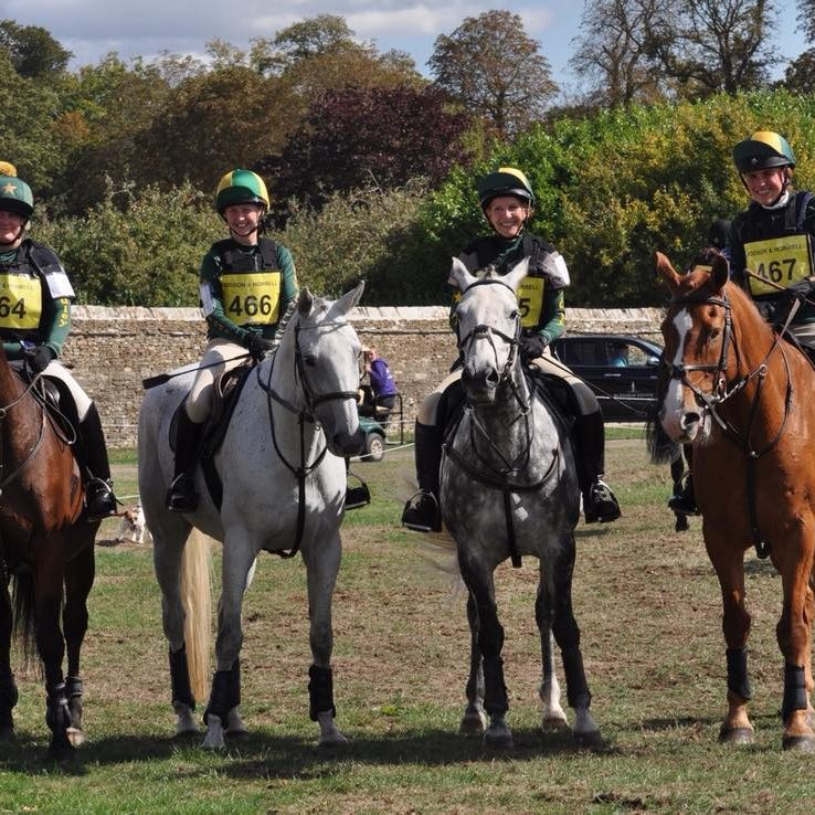 Arena Eventing team 2018